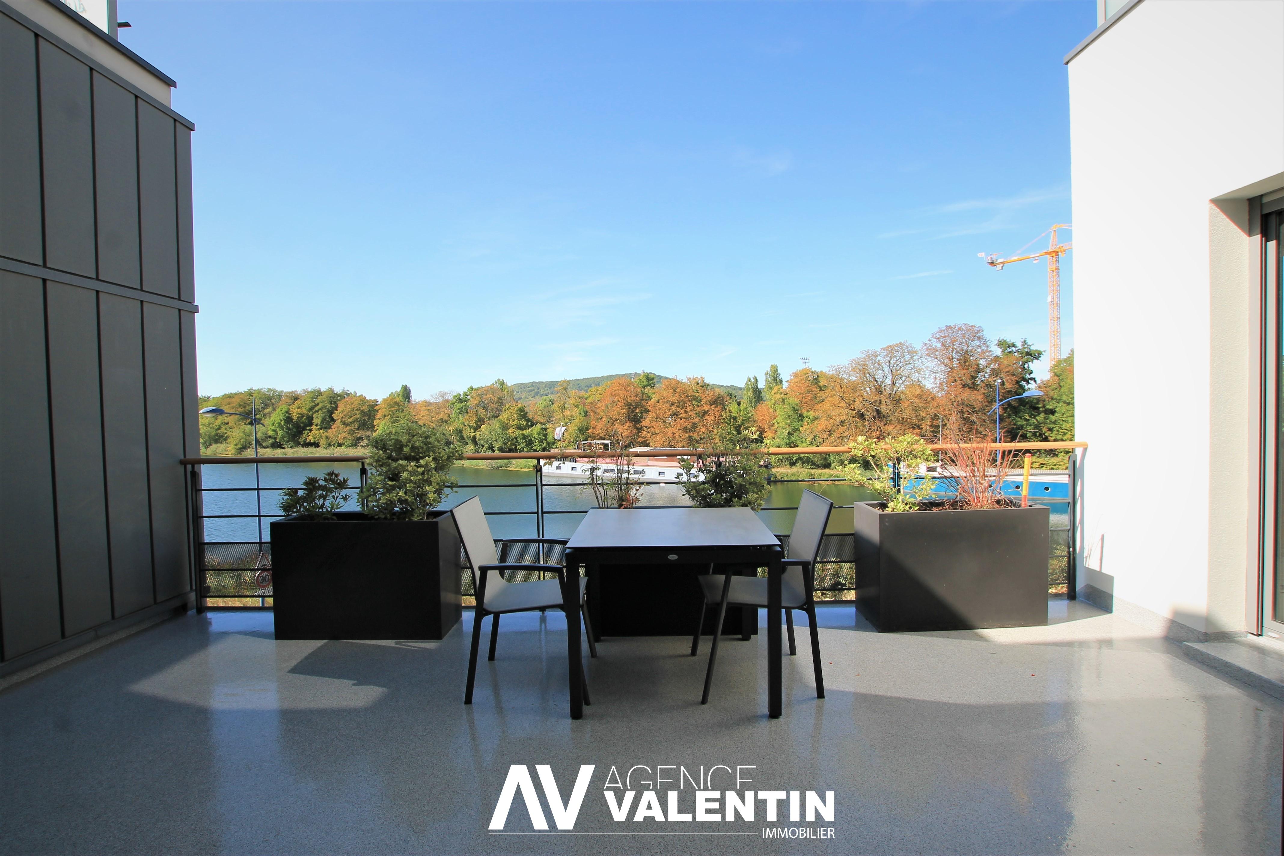 Agence Valentin, Agence immobilière Metz